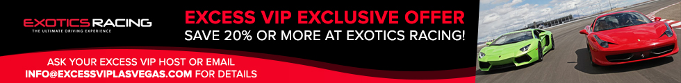 Exotics Racing Exclusive Offer